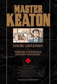 Libro MASTER KEATON KANZENBAN Nº1