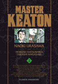 Libro MASTER KEATON Nº 2
