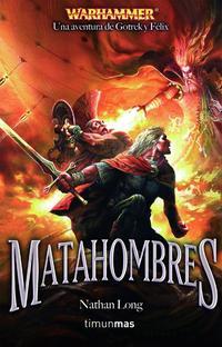 Libro MATAHOMBRES