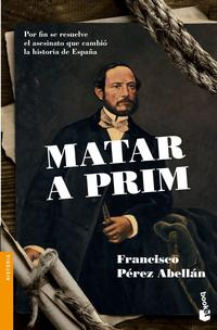 Libro MATAR A PRIM