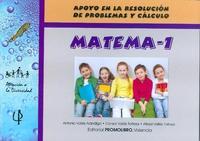 Libro MATEMA-1. APOYO EN LA RESOLUCION DE PROBLEMAS Y CALCULO
