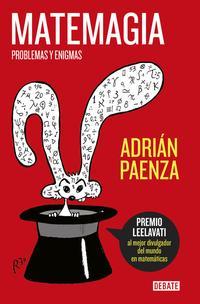 Libro MATEMAGIA: PROBLEMAS Y ENIGMAS