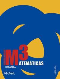 Libro MATEMATICAS 3 ESO