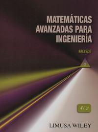 Libro MATEMATICAS AVANZADAS PARA INGENIERIA VOL.I