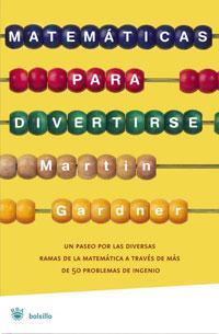 Libro MATEMATICAS PARA DIVERTIRSE