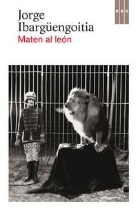Libro MATEN AL LEON