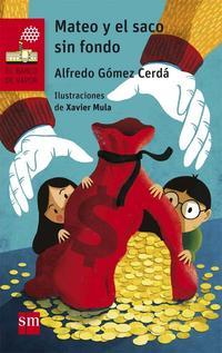 Libro MATEO Y EL SACO SIN FONDO