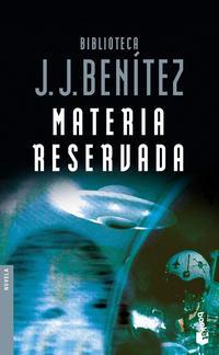 Libro MATERIA RESERVADA