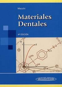 Libro MATERIALES DENTALES