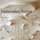 Libro MATERIALES FORMA Y ARQUITECTURA
