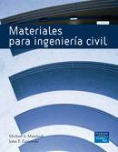 Libro MATERIALES PARA LA INGENIERIA CIVIL