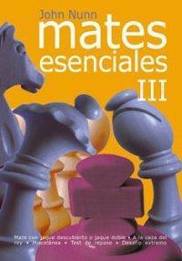 Libro MATES ESENCIALES III