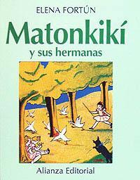 Libro MATONKIKI Y SUS HERMANAS