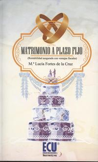 Libro MATRIMONIO A PLAZO FIJO