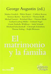 Libro MATRIMONIO Y LA FAMILIA, EL