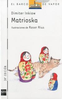 Libro MATRIOSKA