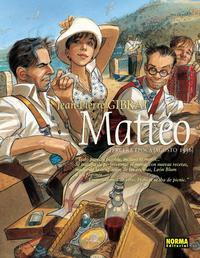Libro MATTEO: TERCERA EPOCA