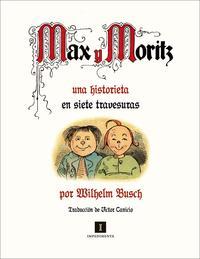 Libro MAX Y MORITZ