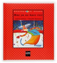 Libro MAX YA NO HACE REIR
