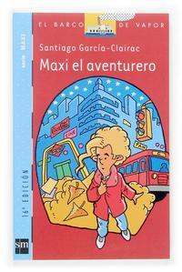 Libro MAXI EL AVENTURERO