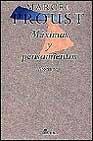 Libro MAXIMAS Y PENSAMIENTOS
