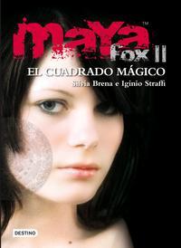 Libro MAYA FOX 2: EL CUADRADO MAGICO