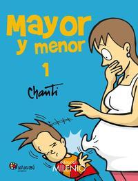 Libro MAYOR Y MENOR 1