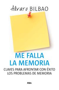 Libro ME FALLA LA MEMORIA