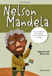 Libro ME LLAMO NELSON MANDELA