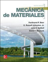 Libro MECÁNICA DE MATERIALES