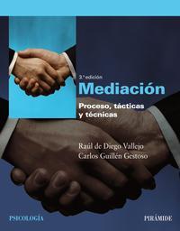 Libro MEDIACION: PROCESO, TACTICAS Y TECNICAS