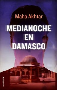 Libro MEDIANOCHE EN DAMASCO