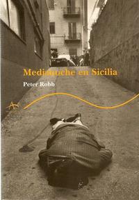 Libro MEDIANOCHE EN SICILIA