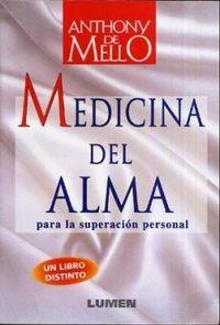 Libro MEDICINA DEL ALMA PARA LA SUPERACION PERSONAL
