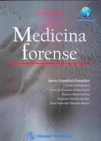 Libro MEDICINA FORENSE