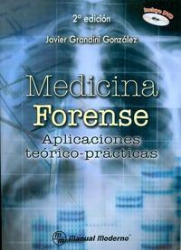 Libro MEDICINA FORENSE: APLIACIONES TEORICO-PRACTICAS