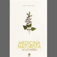 Libro MEDICINA NATURISTA DE LAS HIERBAS
