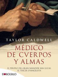 Libro MEDICO DE CUERPOS Y ALMAS