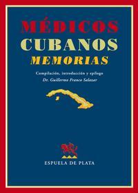 Libro MEDICOS CUBANOS MEMORIAS