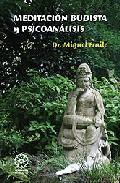 Libro MEDITACION BUDISTA Y PSICOANALISIS