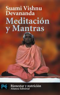 Libro MEDITACION Y MANTRAS