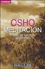 Libro MEDITACION: EL ARTE DE RECORDAR QUIEN ERES