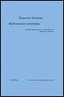 Libro MEDITACIONES CARTESIANAS