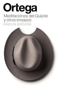 Libro MEDITACIONES DEL QUIJOTE Y OTROS ENSAYOS