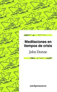 Libro MEDITACIONES EN TIEMPOS DE CRISIS