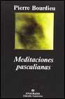 Libro MEDITACIONES PASCALIANAS