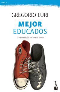 Libro MEJOR EDUCADOS