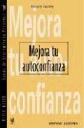 Libro MEJORA TU AUTOCONFIANZA