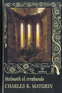 Libro MELMOTH EL ERRABUNDO