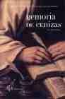 Libro MEMORIA DE CENIZAS